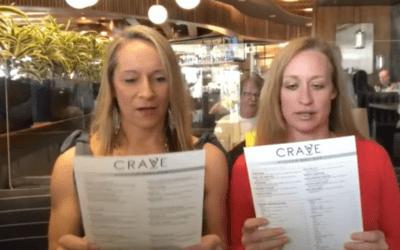 At Crave Kitchen and Bar in Eagle, Idaho